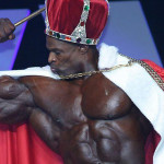 Ronnie Coleman wins Mr. Olympia 2005