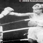 Women's Boxing in Black & White