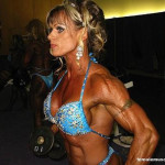 Arnold 2008 Womens Bodybuilding Finals Backstage 2
