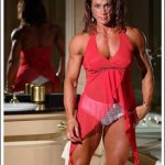 Carri Ledford Demonstrates What Pure Muscle Is About