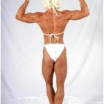 Retro Homegrown Muscle – Susanne Bock