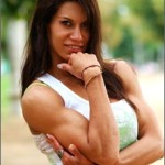 Marta Aguiar Miss Fitness Uruguay