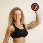 Heather Smith Vegetarian Bodybuilder