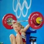 Female Weightlifting Olympics Beijing