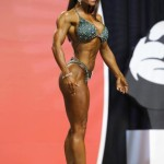 Jennifer Gates wins Figure Olympia