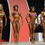 2008 Fitness & Figure Olympia Prejudging