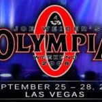Female Bodybuilding, Fitness and Figure Olympia Line-ups