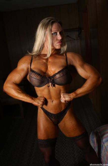 collette nelson food network bodybuilder
