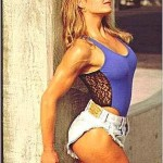 1980's Style Female Muscle
