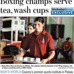 Boxing Champ = Tea Server