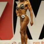 Adela Garcia Wins 2009 Fitness Olympia