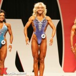 2009 Olympia Prejudging Figure Gallery