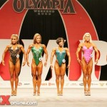 Olympia Pro Fitness Comparison Gallery