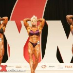 2009 Ms. Olympia Prejudging Gallery