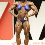 Iris Kyle Wins 2009 Ms. Olympia