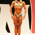 Nicole Wilkins-Lee Takes Olympia Figure