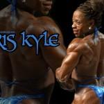 Iris Kyle Wallpaper