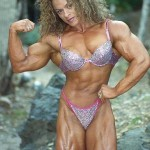 Female Bodybuilder Andrulla Blanchette Biography