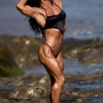 Female Bodybuilder Debbie Bramwell Biography