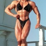 Female Bodybuilder Juliette Bergmann Biography