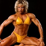 Female Bodybuilder Kay Baxter Biography