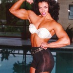 Female Bodybuilder Sharon Bruneau Biography