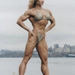 Female Bodybuilder Valentina Chepiga Profile
