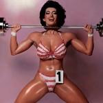 Female Bodybuilder Kellie Everts – Rasa von Werder Biography