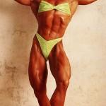 Female Bodybuilder Bev Francis Biography