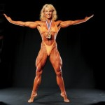 Female Bodybuilder Cory Eversion Biography