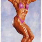 Female Bodybuilder Diana Dennis Biography #tbt