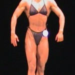 Female Bodybuilder Tomoko Kanda Biography