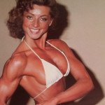 Female Bodybuilder Kike Elomaa Biography #tbt