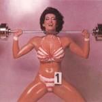 Female Bodybuilder Rasa von Werder Biography