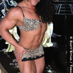 Tonia Moore: IFBB Pro Bodybuilder