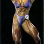 Female Bodybuilder Vickie Gates Biography