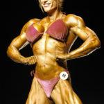 Zoa Linsey IFBB Pro Bodybuilder