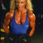 Shoulders A Retro Gallery of Femalemuscle