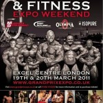 IFBB British Grand Prix Fitness Weekend London 2011