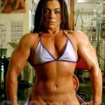 Kim Birtch – Sexy Irish Bodybuilder Muscle