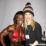 "Antoinette ""Tonie"" Thompson, IFBB Pro and Superhero Gallery"