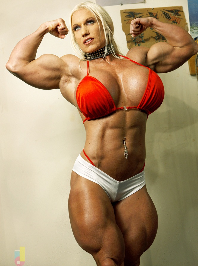 call female bodybuilder