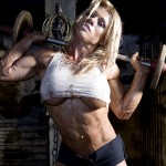 IFBB Pro Bodybuilder: Melissa Dettwiller