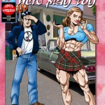 Fantasy Muscle : Artist Spotlight on Stef
