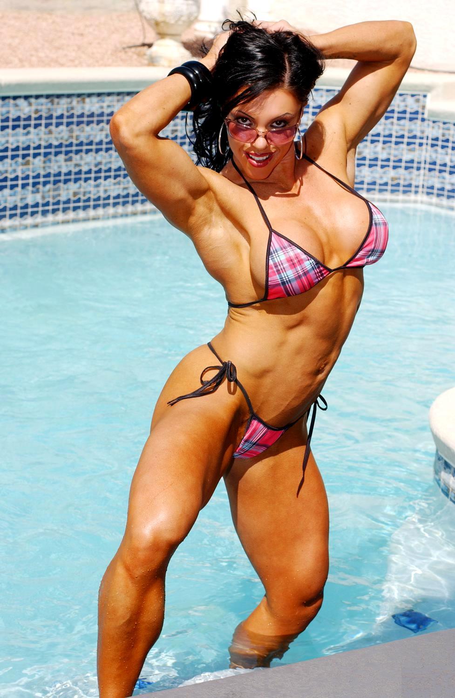 Tatiana Naked Wrestling 61