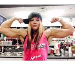 Amanda Folstad: High-voltage Bodybuilder