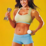 Felica Romero: Ranked Top 10 IFBB Fitness Ms Olympia