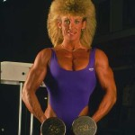 Long Live 1980's and 1990's FemaleMuscle