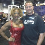 Interview with the amazing Female Bodybuilder Cassandra Floyd