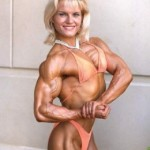 Female Bodybuilder Pavla Brantalova Biography